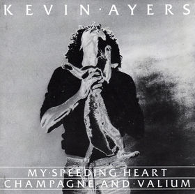 KEVIN AYERS speeding heart single