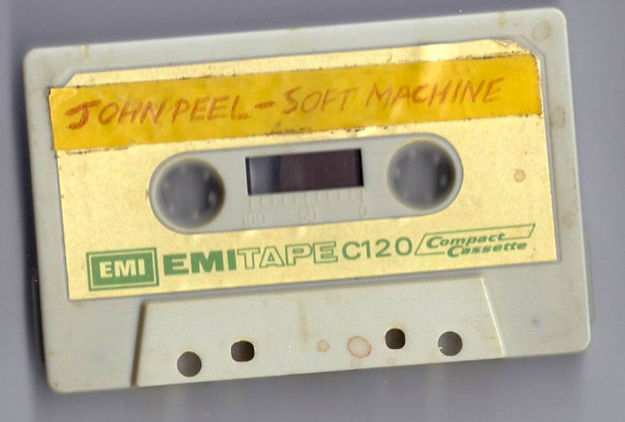 John Peel Soft Machine Special 1976