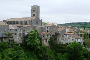 Montolieu, Aude, France