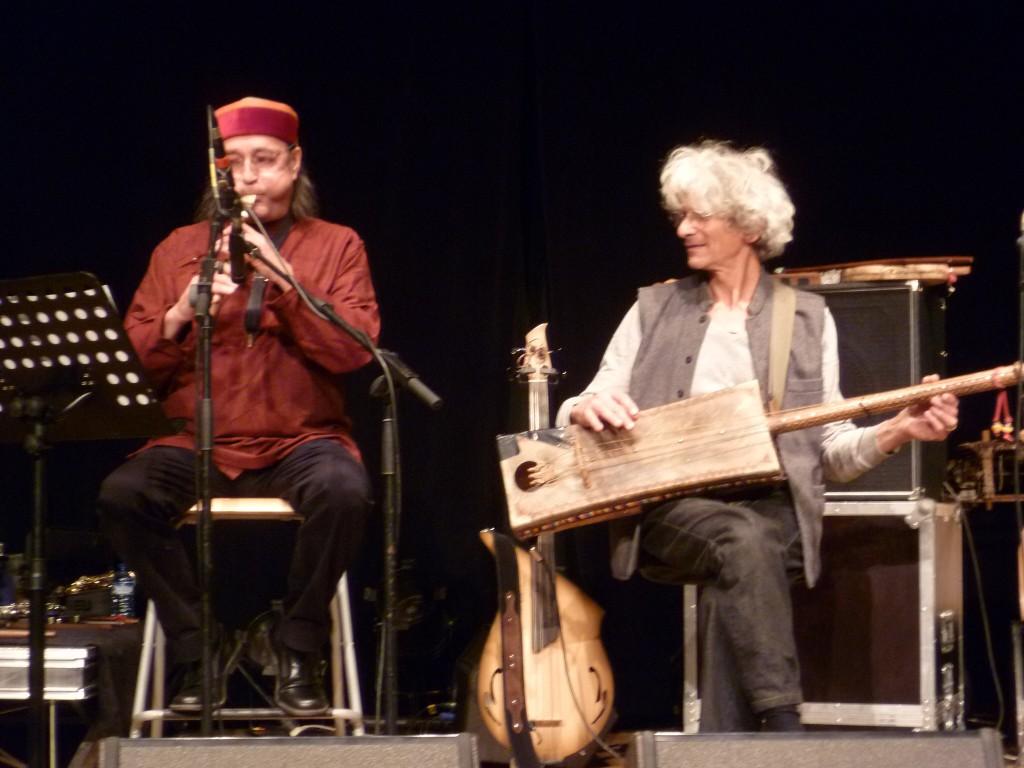 Didier Malherbe and Loy Ehrlich