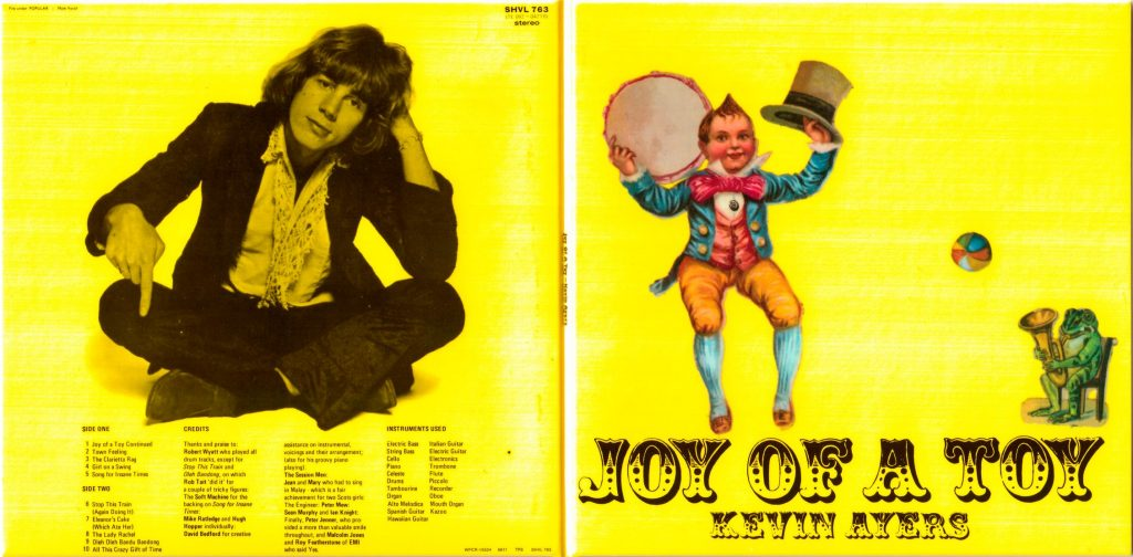 Kevin Ayers Joy of A Toy1