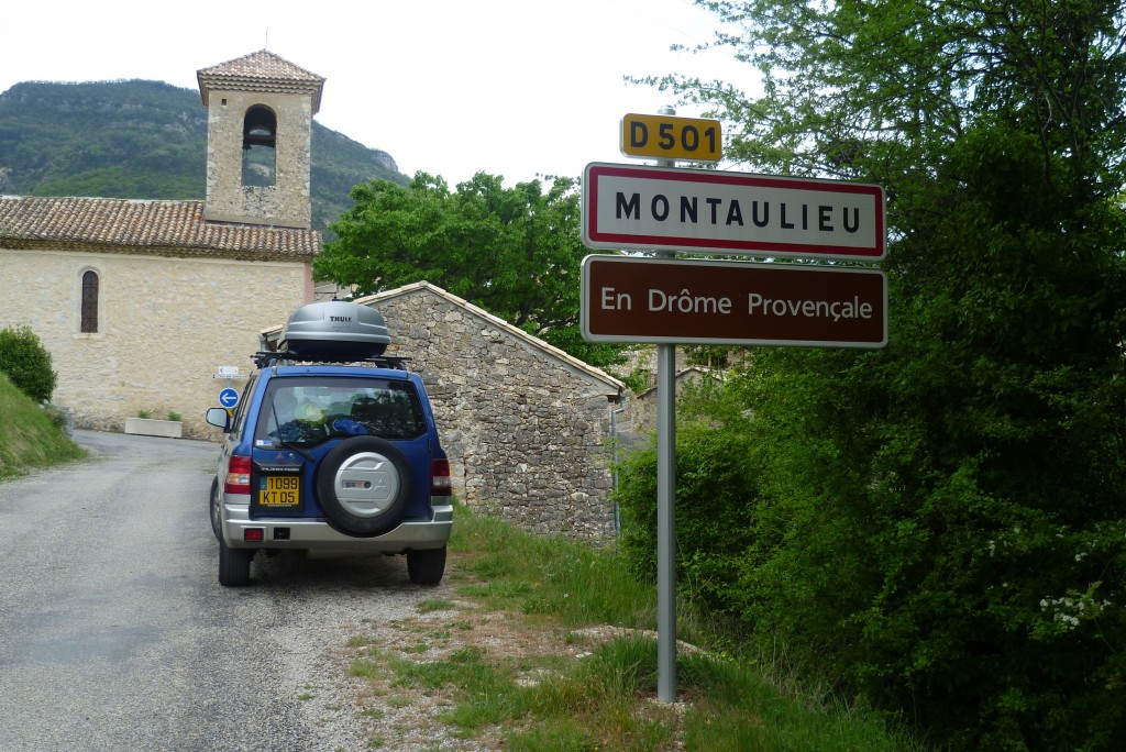 Montaulieu, not to be confused with Montolieu!