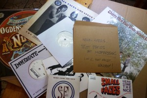 Small Faces & Kevin Ayers on Vinyl