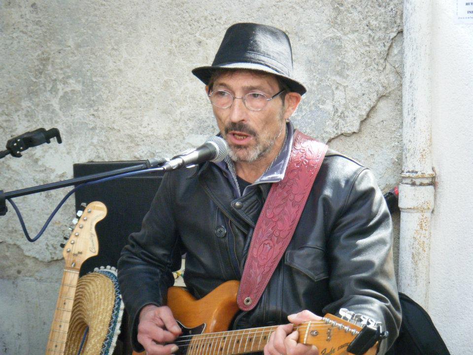 Stf Delattre, bluesman