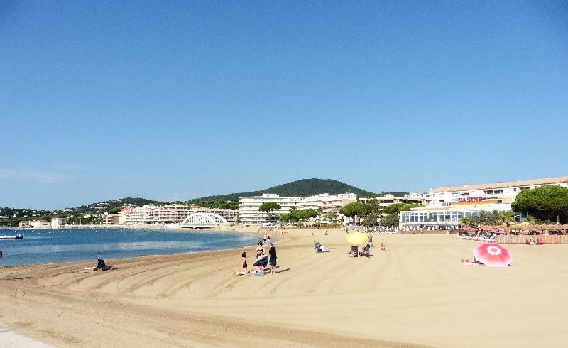 St Maxime Beach