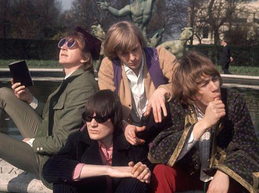 The Soft Machine circa 1967