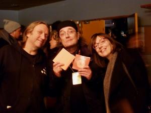 Rick, Didier, Susan