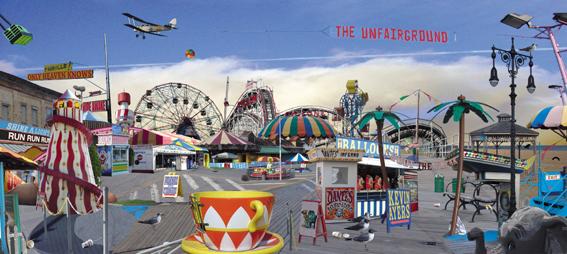 KA The Unfairground