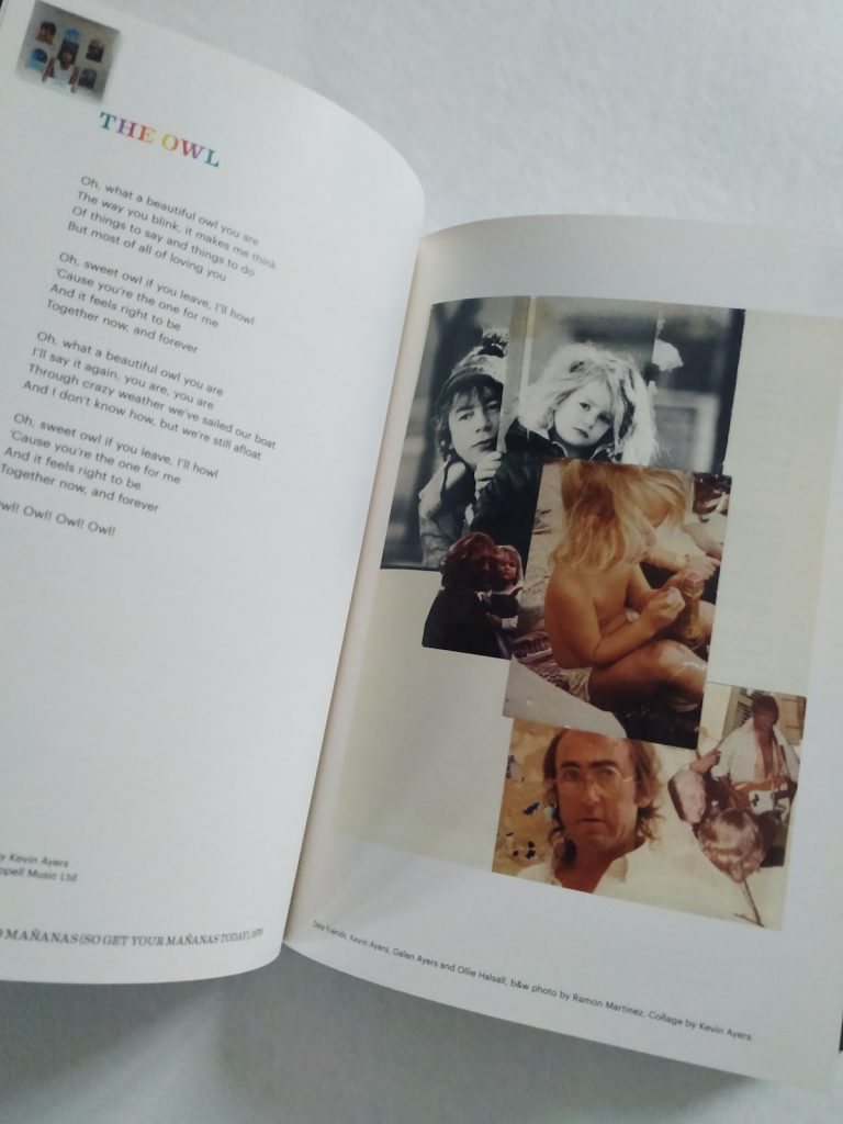 The Owl Lyrics and photos
